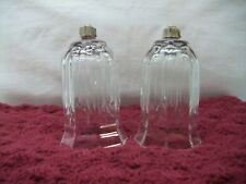 "Home Interior Homco(Set of Two)Astoria""Votive Cups(Clear)"