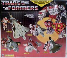 AERIALBOT SUPERION Transformers G1 Autobot Giftset Gift Set Reissue Hasbro 2005