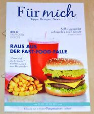 Weight Watchers Meine Woche 15.3 - 21.3 Für Mich ProPoints 2015 Wochenbroschüre