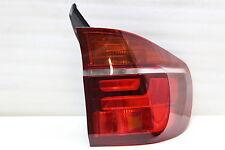 Original Bmw X5 La Luz De Fondo trasera exterior derecha E70 LCi 10-14
