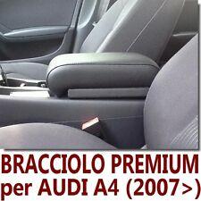 Bracciolo Premium per AUDI A4 (dal 2007) - MADE IN ITALY - appoggiagomito @@@