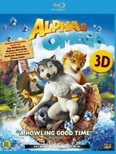 1-BLU-RAY ANIMATION - ALPHA AND OMEGA -3D- (CONDITION: NEW)