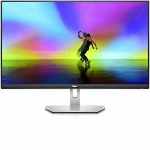 Dell S2721H 27 Inch Full HD 1080p, AMD FreeSync IPS Ultra-Thin Bezel Monitor