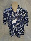 Mens Short sleeved Tropical Hawaiian Shirt BNWT Size M, L, XL