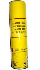 lot 2 recharge de gaz pour briquer 250  ml