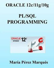 ORACLE 12c/11g/10g. PL/SQL PROGRAMMING by Maria Marques (2014, Paperback)
