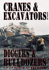 DVD Cranes & Excavators at Work - Diggers & Bulldozers NSTC Region 1