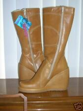 Destroy Boots Platform Tan 38 SALE