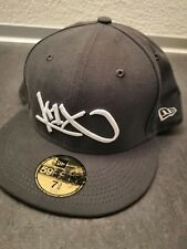 New Era K1X Gray Fitted 7 3/8