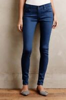 CITIZENS OF HUMANITY Avedon Low Rise Slim Skinny Jeans Ink Dark Blue $215 #16