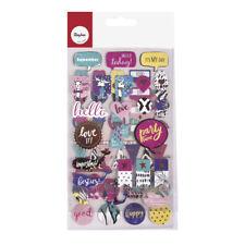 71 Papier Sommer Mix Sticker Aufkleber Kartengestaltung Scrapbooking Album