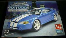 1/25 AMT - Boyd Coddington  American HotRod 1997 Ford Mustang- Plastic Model