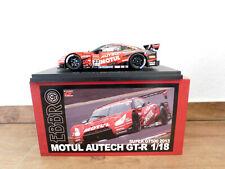 1:18 Nissan Skyline GTR R35 Motul Autech Super GT 500 2013, Ebbro, top in OVP