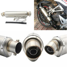 38-51mm Motorcycle Scooter ATV Exhaust Muffler Pipe DB Killer Welding Connector