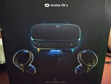Oculus - Rift S PC-Powered VR Gaming Headset - Black - Excellent Condition