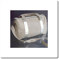 Nero Gorgeous Handbag With Linen With Lurex