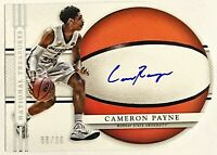 2015-16 National Treasures Collegiate Cameron Payne Auto RC /99 Murray State #3