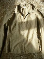 braune Langarm-Bluse von PROMOD Gr. 36