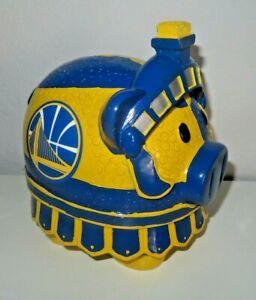 Forever Collectibles Pig Leaguers NBA Golden State Warriors Piggy Bank