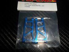 TOPCAD 15204B triangles AV / ARR aluminium ASSOCIATED RC18T