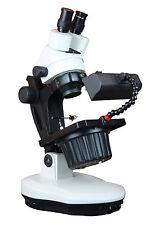 Professional Gem Diamond Darkfield Stereo Microscope