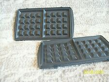 VONSHEF REPLACEMENT WAFFLE PLATES