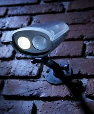Auraglow  Motion Activated PIR Sensor Solar Power Wireless Garden Security Light