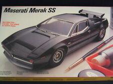 1/24 Testors Maserati Merak SS