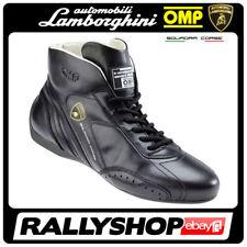 OMP Low Boots CARRERA AUTOMOBILI LAMBORGHINI Limited Edition Collection