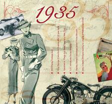 1935 LE CLASSIQUE ans CD 20 TITRES carte de voeux