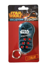 Star Wars in your Pocket Talking Official Keychain Keyring