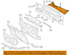 TOYOTA OEM 14-16 Corolla-Cowl Panel Windshield Wiper Motor Cover 5570802560