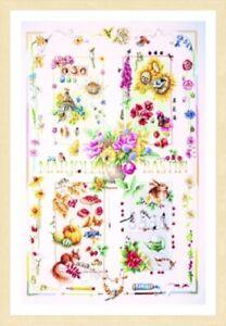 Four Seasons - Special Edition - Marjolein Bastin/Lanarte Kit w/27 Ct. Evenweave