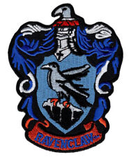 HARRY POTTER RAVENCLAW EMBROIDERED SEW ON IRON ON  PATCH BY MILTACUSA  (R4)