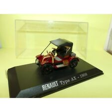 RENAULT TYPE AX 1908 UNIVERSAL HOBBIES Collection M6 1:43