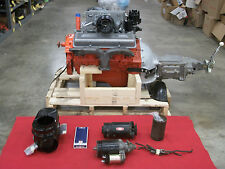 1962 Corvette FI Engine Complete,Motor, Trans, Bellhousing FI Unit,Rebuilt