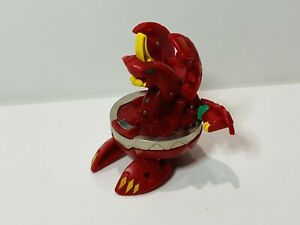 Bakugan Pyrus Special Attack Heavy Metal Alpha Hydranoid Covered G #945