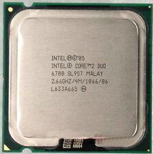Intel Pentium Dual Core E6700 4M Cache/ 2.66GHz/1066MHz/ SL9S7 Sqf fdsfsdfsdfd