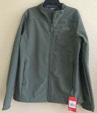 The North Face Mens Size L Apex Bionic 2 Jacket Relaxed Fit Climbing Ivy Green