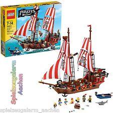 LEGO 70413 Piraten Großes Piratenschiff Pirate The Brick Bounty Le bateau pirat