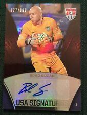 2015 Panini USA USMNT Soccer BRAD GUZAN Autograph 127/199