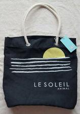 Animal Beachin Shopper Bag - Black, BRAND NEW!!!