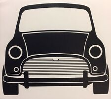 MINI COOPER CLASSIC Car Decal Vinyl Sticker Window Bumper Graphic 1000cc 850 uk