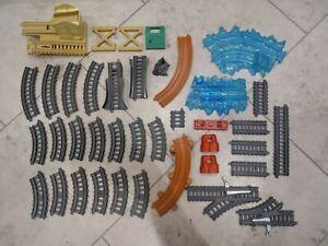 Trackmaster track bundle 34+ pieces - Thomas & Friends job lot Mattel Gullane