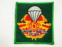 Arvn Tieu Doan Nhay Du 6th Parachute Battalion Vietnam War Patch