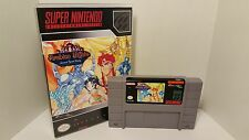 Arabian Nights - English SNES Translation NTSC RPG Role Playing