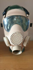 More details for polish army mp5 tan gas mask respirator cbrn nbc nuclear protective