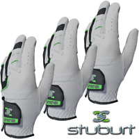 STUBURT 2018 URBAN ALL WEATHER MENS GOLF GLOVES X 3 - MULTIBUY 3 GLOVE PACK