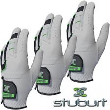 Mizuno Comp Leather Left Hand Mens White Superior Golf Glove - Large