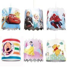 Plafonniers et lustres multicolores en plastique pour la chambre d'enfant